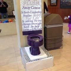 Photo taken at Leadership Studies Building by Heidee P. on 4/5/2014