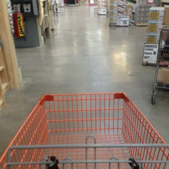 Photo taken at The Home Depot by Miguel T. on 12/17/2012