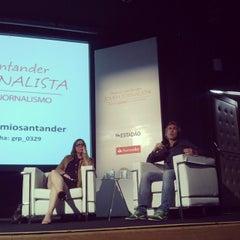 Photo taken at O Estado de S.Paulo by Walter S. on 10/22/2014