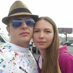 Photo taken at LAX Park Place by Volodymyr M. on 6/20/2015