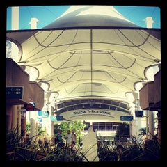 Photo taken at Palm Springs International Airport (PSP) by Jim L. on 5/2/2013