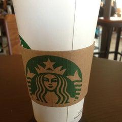 Photo taken at Starbucks by Jim L. on 5/11/2013