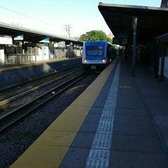 Foto tomada en Estación San Isidro [Línea Mitre] por Matias O. el 1/9/2016