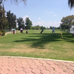Photo taken at Club Campestre by Ramiro P. on 5/3/2015