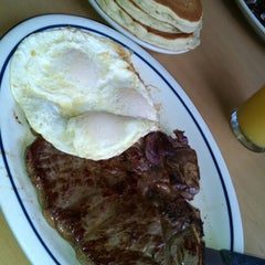 Photo taken at IHOP by Charles R. on 8/21/2014