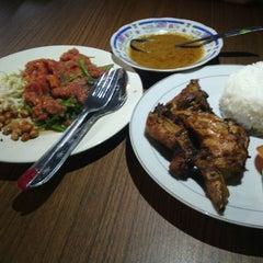 Photo taken at Taman Kuliner by D. Bas on 1/4/2014