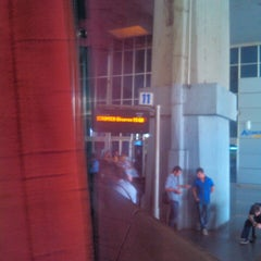 Photo taken at Автобуска станица Скопје / Skopje Bus Station by Zorica C. on 8/30/2013