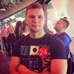 """Photo taken at """"KinUp"""" by Анастасия С. on 4/2/2015"""