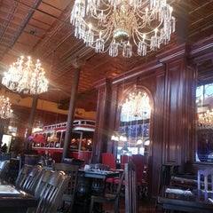 Photo taken at The Old Spaghetti Factory by shannon t. on 5/20/2013