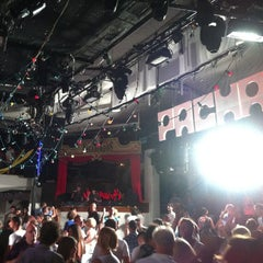 Photo taken at Pacha by Christa C. on 9/16/2012