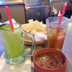 Photo taken at Anchos Southwest Bar & Grill by Donna Marie M. on 6/9/2013