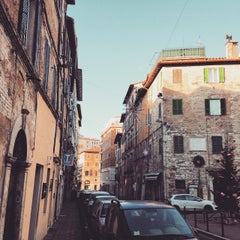 Photo taken at Corso Cavour by simple s. on 1/4/2015