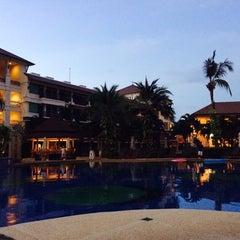Photo taken at Alpina Phuket Nalina Resort And Spa by Анна М. on 11/17/2014