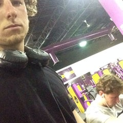 Photo taken at Planet Fitness by Will A. on 5/9/2014