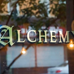 Photo taken at Alchemy Restaurant & Bar by Alchemy Restaurant & Bar on 12/5/2014