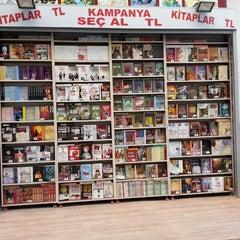 Photo taken at Beyazıt Kitabevi by Aydın Y. on 4/20/2014