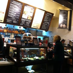 Photo taken at Corner Bakery Cafe by Pam M. on 12/20/2012