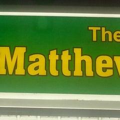 Photo taken at St. Matthew The Apostle  Church by Christine on 1/20/2013
