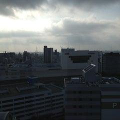 Photo taken at 四日市都ホテル (Yokkaichi Miyako Hotel) by tachissler k. on 8/17/2013