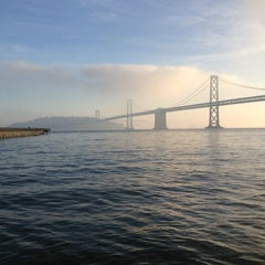Photo taken at The Embarcadero by Charles B. on 1/8/2013