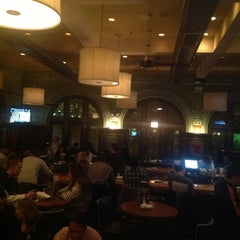 Photo taken at Bar Louie Dearborn Station by Evgeniy E. on 12/6/2012