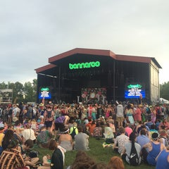 Photo taken at What Stage at Bonnaroo Music & Arts Festival by Alexis S. on 6/14/2014