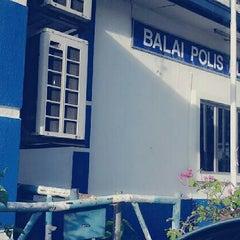 Photo taken at Ibu Pejabat Polis Daerah Klang Selatan by yayantyrazainal on 9/11/2013