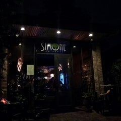 Photo taken at Simone on Sunset by LifeoF L. on 4/20/2014