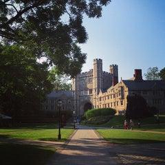 Photo taken at Princeton University by Arman S. on 5/30/2013