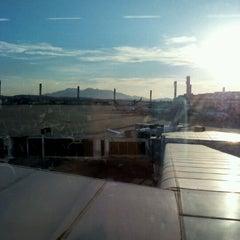 Photo taken at TAM Check-in by Jordan B. on 6/3/2012