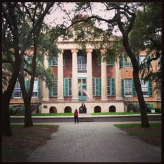 Photo taken at College of Charleston by Foodie P. on 2/27/2013
