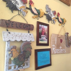 Photo taken at Egg River Cafe by Laura H. on 5/4/2014