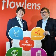 Photo taken at Flowlens by Flowlens on 4/15/2014