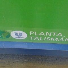 Photo taken at Procter & Gamble Planta Talismán by Mario G. on 5/11/2015