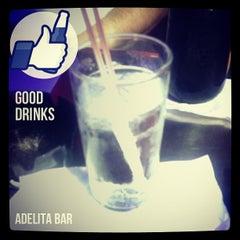 Photo taken at Adelita Bar by Randal S. on 6/8/2013