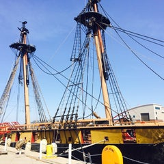 Photo taken at Erie Maritime Museum by Alysa B. on 4/12/2015
