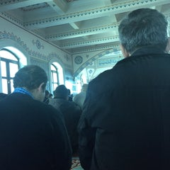 Photo taken at Sacit Ateş Camii by Mahdi Ghaffarirafie on 11/20/2015