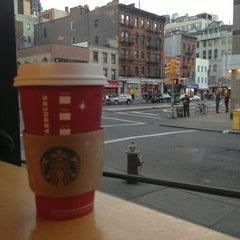 Photo taken at Starbucks by Carlos R. on 12/28/2012