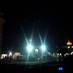 Photo taken at Masjid Nurul Iman Serendah by Shu on 7/24/2014