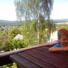 Photo taken at Na Vršíčku by Margarita U. on 6/8/2014