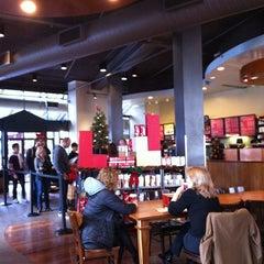 Photo taken at Starbucks by Marga C. on 12/5/2012