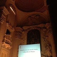 Photo taken at Oratorio San Filippo Neri by Stefano M. on 3/24/2014