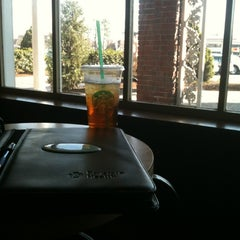 Photo taken at Starbucks by Jessica S. on 3/19/2012