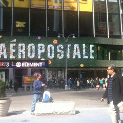 Photo taken at Aéropostale by Karen J. on 3/17/2012