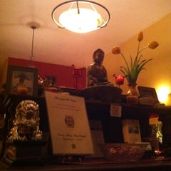 Photo taken at Lemongrass Thai Cuisine by Matthias S. on 3/11/2012