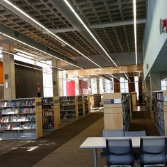 Photo taken at Kitchener Public Library - Central by Kian E. on 8/28/2014