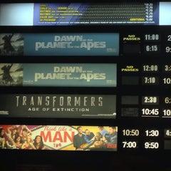 Photo taken at Regal Cinemas Stockton Holiday Cinema 8 by Rayan A. on 7/11/2014