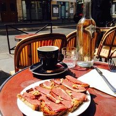 Photo taken at La Tartine by Paris Snapshot on 4/22/2014