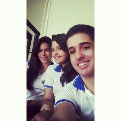 Photo taken at Colegio São Raimundo by Mateus V. on 4/30/2014