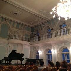 Photo taken at Московская государственная консерватория им. П. И. Чайковского by Happy M. on 9/30/2012